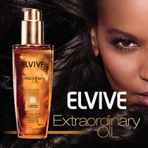:L'Oreal Paris Elvive Extraordinary Oil